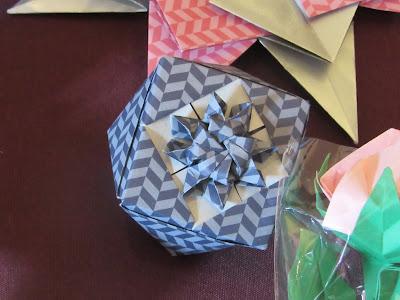 Colorido Origami
