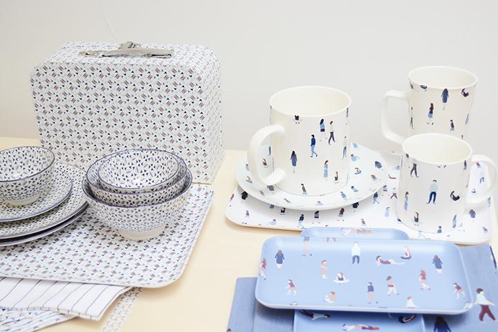 tasse mug illustrations Monoprix