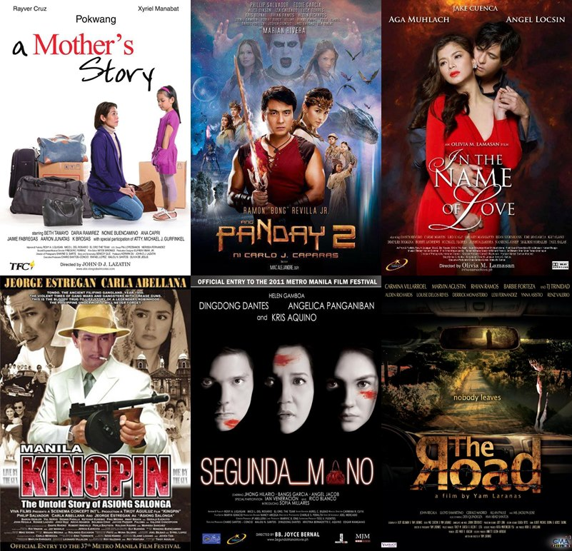 60th FAMAS Awards 2012 Nominees Unveiled | BIDA KAPAMILYA