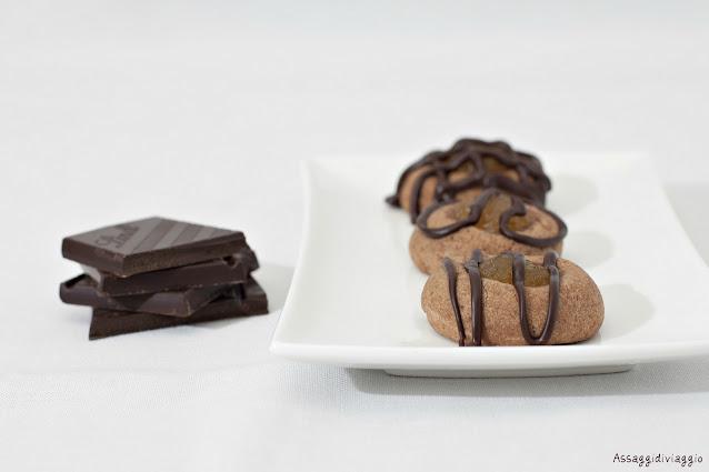 Biscotti Sacher Torte