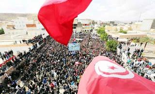 General strike over jobs hits Tunisia city