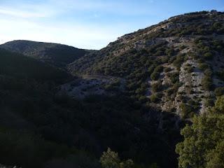 Camino de Portell de Morella