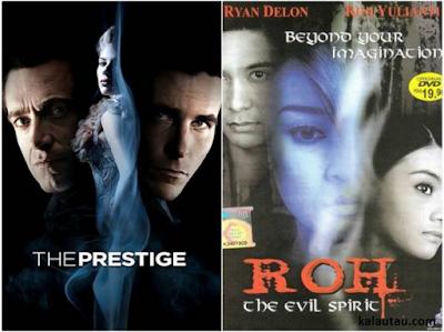 kalautau.com - The Prestige dan Roh