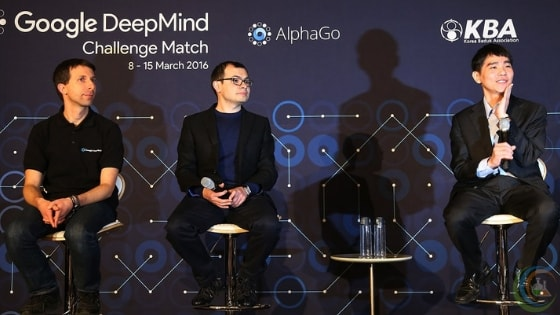 AlphaGo wins the challenge