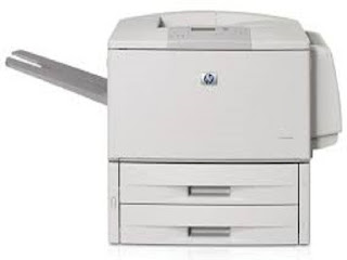 Image HP LaserJet 9050dn Printer