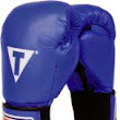 TITLE Classic Hook-and-Loop Leather Boxing Gloves With Super Strong Review