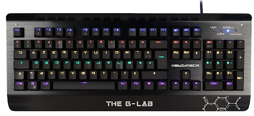 The G-Lab KEYZ MECA