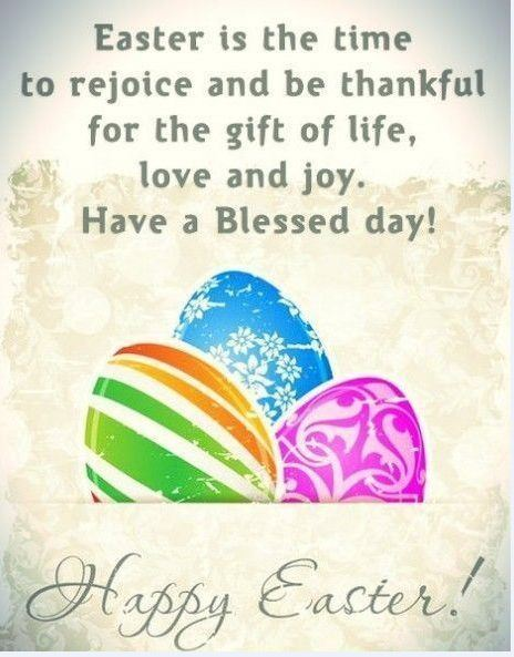 Happy easter messages wishes quotes and images kwikk easter is mainly celebrated in western christian countries it is believed that jesus passed away on easter day will return to earth one day as he promised negle Choice Image