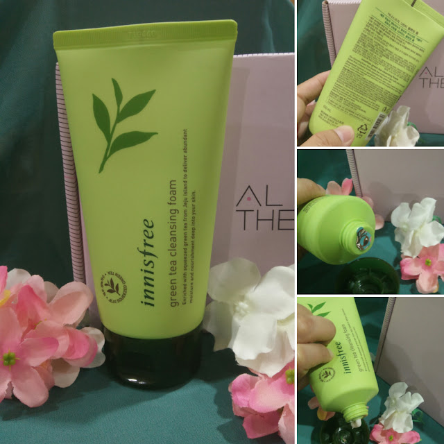 Kenapa Althea Born This Way Box Menjadi Pilihan?, althea box, Althea Born This Way Box, Althea Box, Trend Box, Althea Trend Box, Kenapa Althea Born This Way Box Menjadi Pilihan?, Apa Yang Ada Dalam Althea Born This Way Box, SKINCARE,KOSMETIK, Innisfree Green Tea Cleansing Foam, innisfree, cleansing foam, green tea cleansing foam,  Cara Penggunaan Innisfree Green Tea Cleansing Foam, pencuci muka teh hijau, review innisfree green tea cleansing foam,kesan menggunakan innisfree green tea cleansing foam,  Beuins Nutrient Emulsion Skin, Beuins, emulsion skin, cara untuk mendapatkan kulit halus dan mulus, cara melembapkan kulit, kenapa perlu memakai skin care. Cara Penggunaan Beuins Nutrient Emulsion Skin, review beuins nutrient Emulsion skin, Mask, Art Point Pack, Dr. Mind Apot Red Mask, kenapa perlu memakai masker, kepentingan penggunaan masker, masker, masker best, review masker dari althea, 3CE Back To Baby Pore Velvet Primer, primer, rahsia make up tahan lama, kenapa perlu menggunakan primer dalam make up, make up, make up tool, kelebihan menggunakan primer, review primer dari althea, primer bagus untuk make up,  Max Clinic Catrin Natural 100 Mineral Sunkills Rx (12mg), loose powder, powder, mineral powder, AritaumMono Eye Eyes Shadow, eyes shadow, eyes shadow best, eyes shadow dwifunction, Etude Dear Darling Ice Cream Watergel Tint, lipstik, lip gel, etude, etude lip gel, lip gel best, lips tint, etude lip tint, lip tint best dan murah, lips,