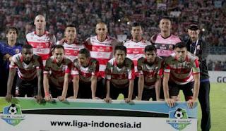 Hadapi Persib Bandung, Madura United Siapkan 18 Pemain