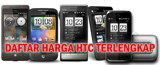 Daftar Harga Ponsel HTC Baru dan Bekas Update September 2013 7252866dd6