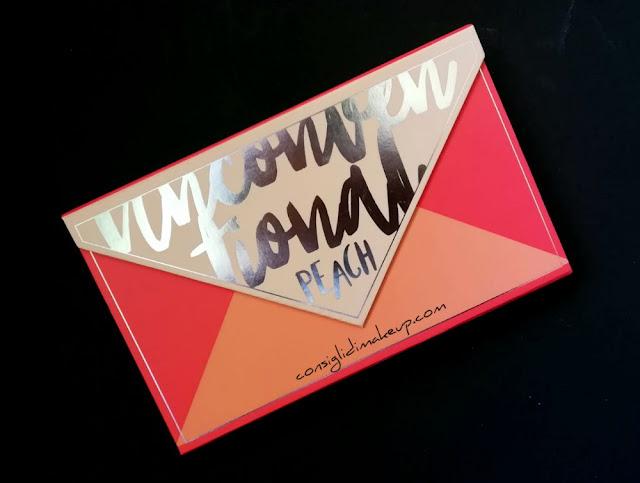 Shaka Unconventional Peach Palette, promossa?
