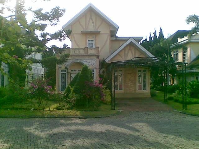 Foto(5482) jual villa 4 kamar di kota bunga puncak jual tanah di kota bunga