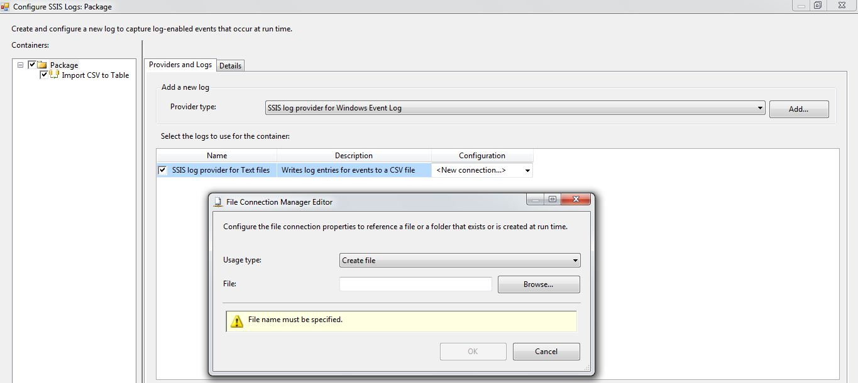 All about SQLServer: SQL Server Integration Services