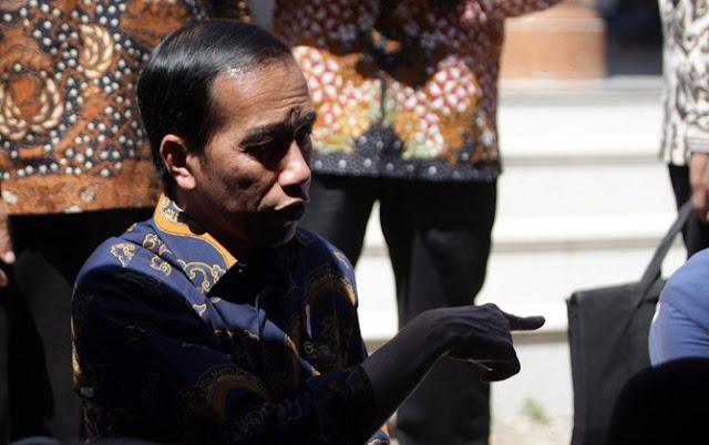 Airlangga Masih Jadi Menteri, Jokowi Dinilai Telan Ludahnya Sendiri