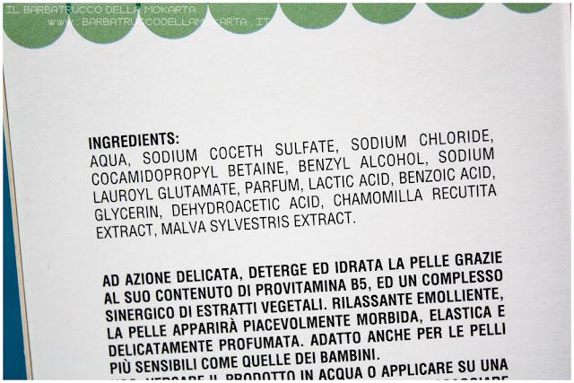 bagno doccia review bubble&co vegan bio cosmesi