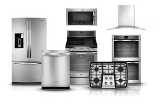 Whirlpool's stainless collection