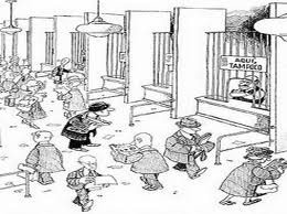 Burocracia en investigación
