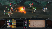 Has-Been Heroes Game Screenshot 2