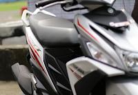 Yamaha Mio Z terbaru 2016 samping depan