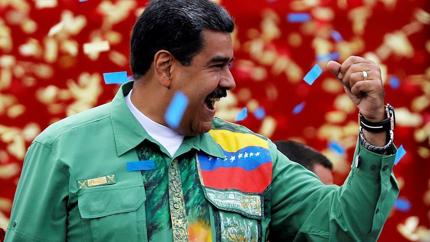 الرئيس مادورو