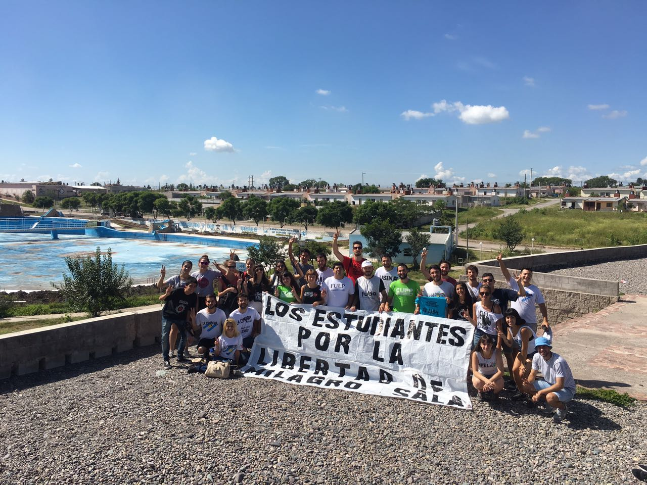 """""""No queremos ninguna presa ni preso político en Argentina"""