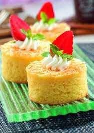 Resep Cake Tape Singkong Keju kukus