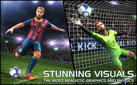 Download Final kick Apk + Data Mod v5.3