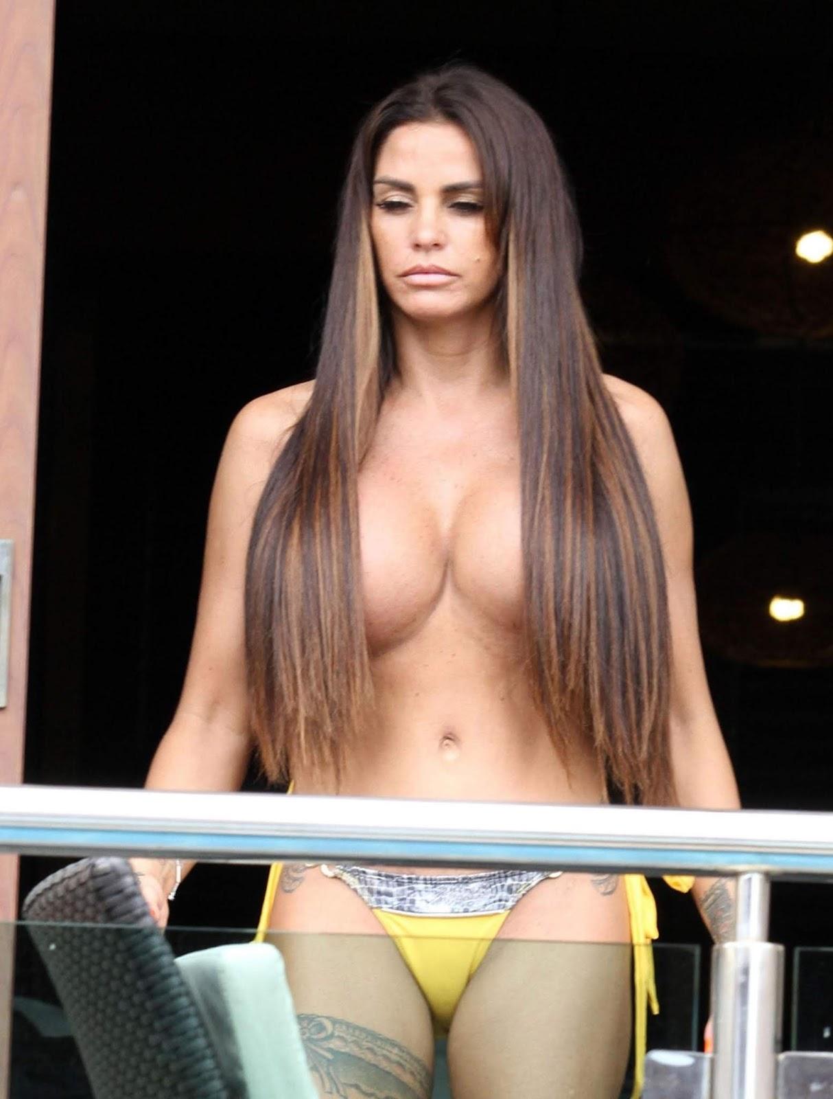 Angelique Pettyjohn Topless katie price topless poolside photoshoot in thailand – celeb