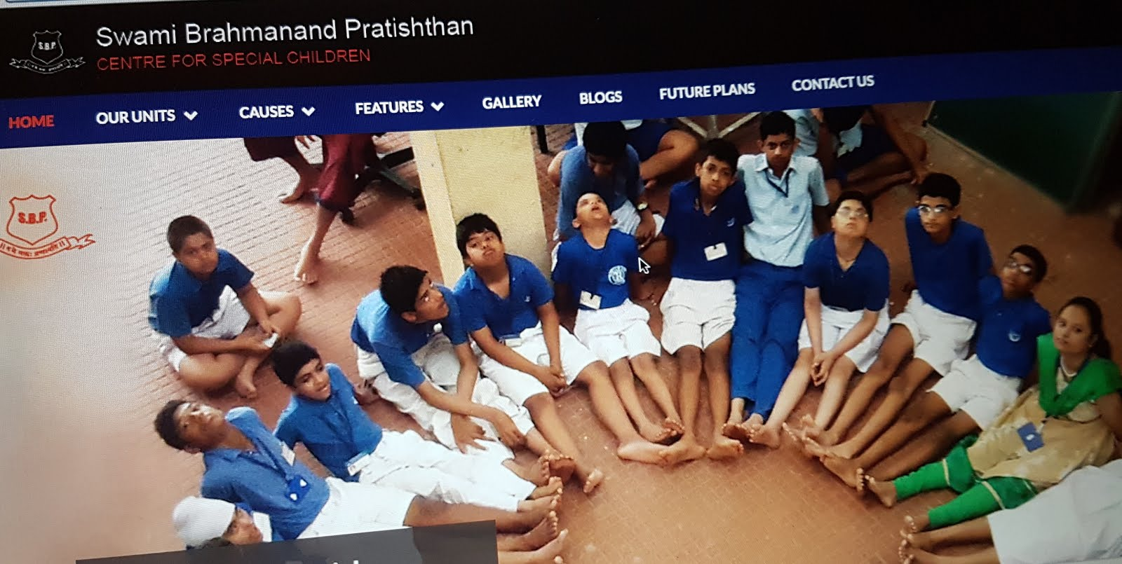 SBP School Website