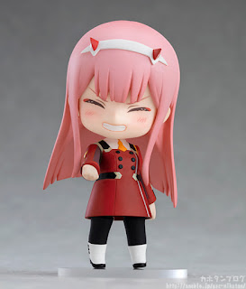 "Nendoroid Zero Two de ""Darling in the FranXX"" - Good Smile Company"