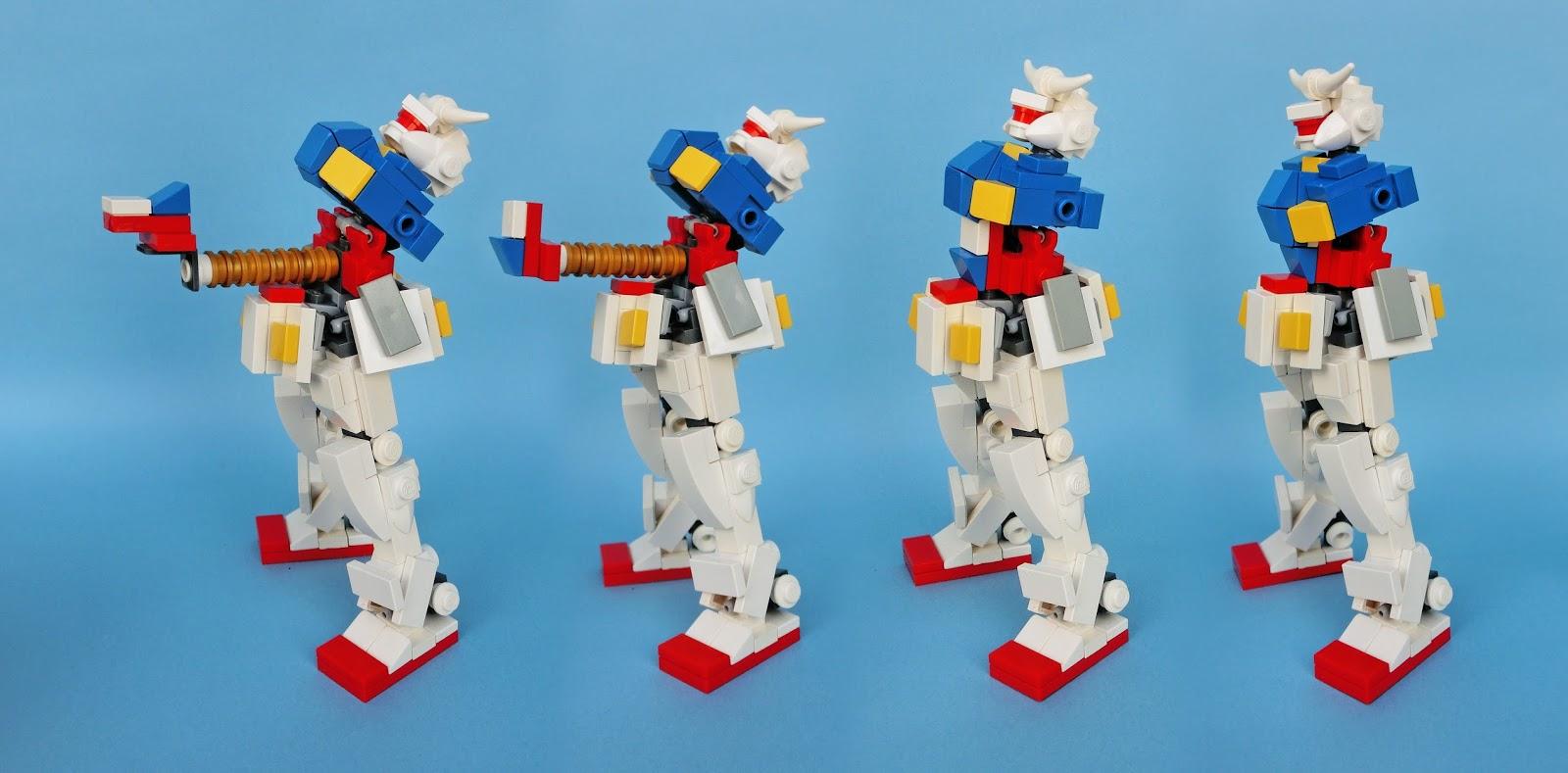 LEGO Build: RX-78-2 Gundam - Gundam Kits Collection News