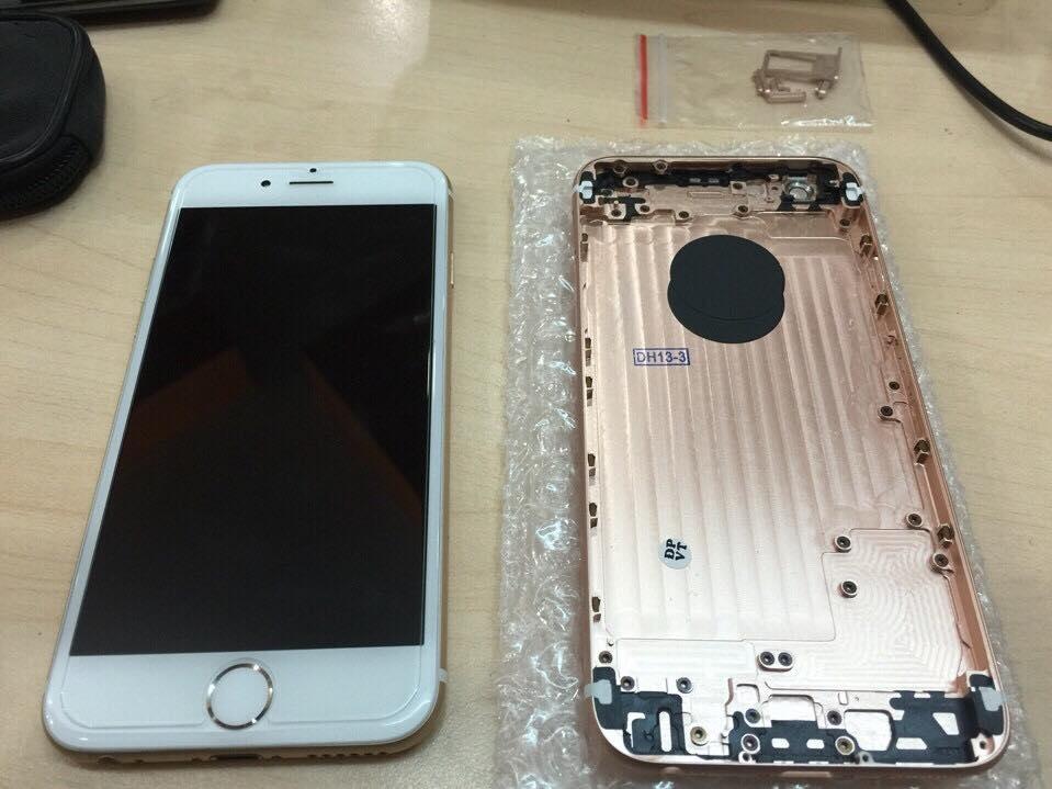 quy thay thay vo iphone 6