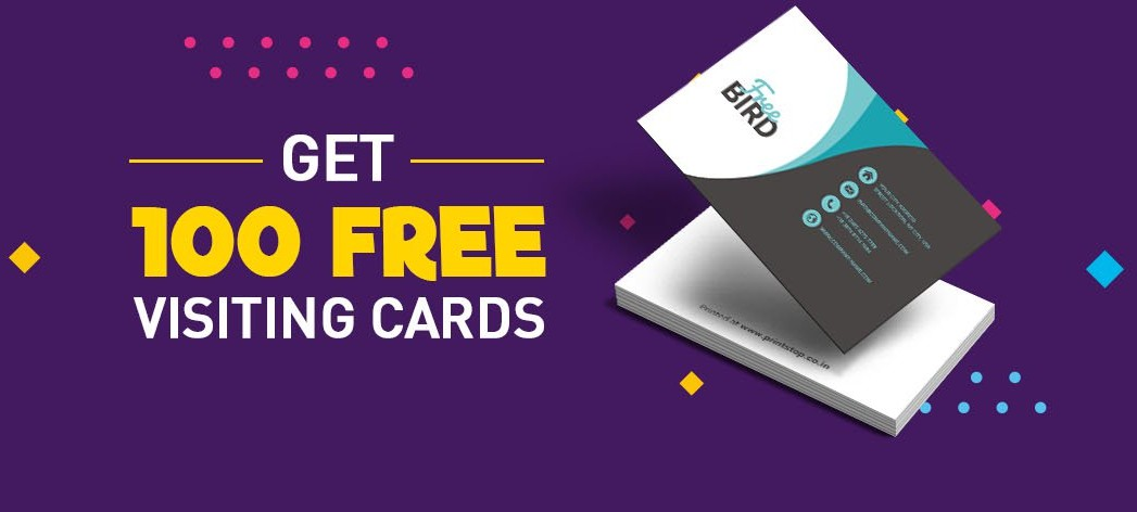 Printstop get 100 visiting cards for free pay only shipping printstop running with an amazing deal where you can get 100 free visiting card for free pay only shipping charges limited time offer reheart Images