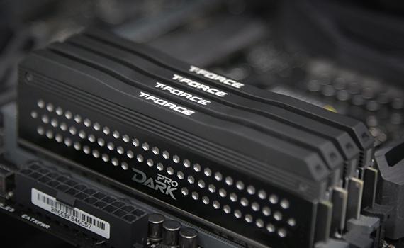 Память T-Force Dark Pro DDR4 для Ryzen