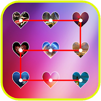 Love Pattern Lock Screen Apk