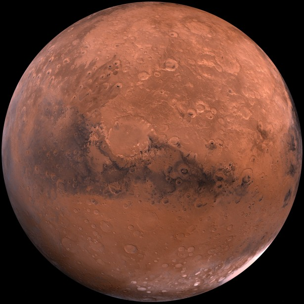 First Tremor Detected On Planet Mars - rictasblog