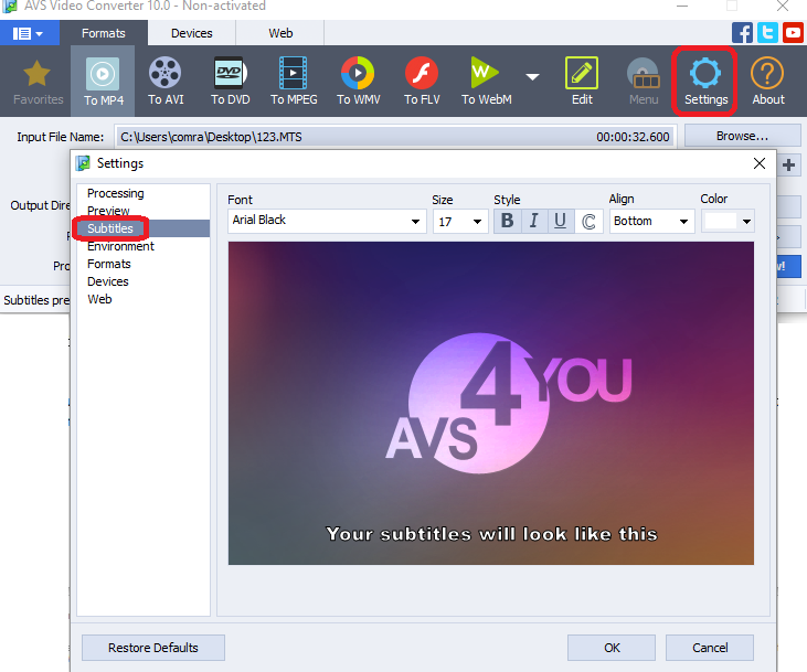 Avs4you support blog splitting video files and using batch mode avs video converter allows you to split a video file into several files and save them to new video files ccuart Image collections