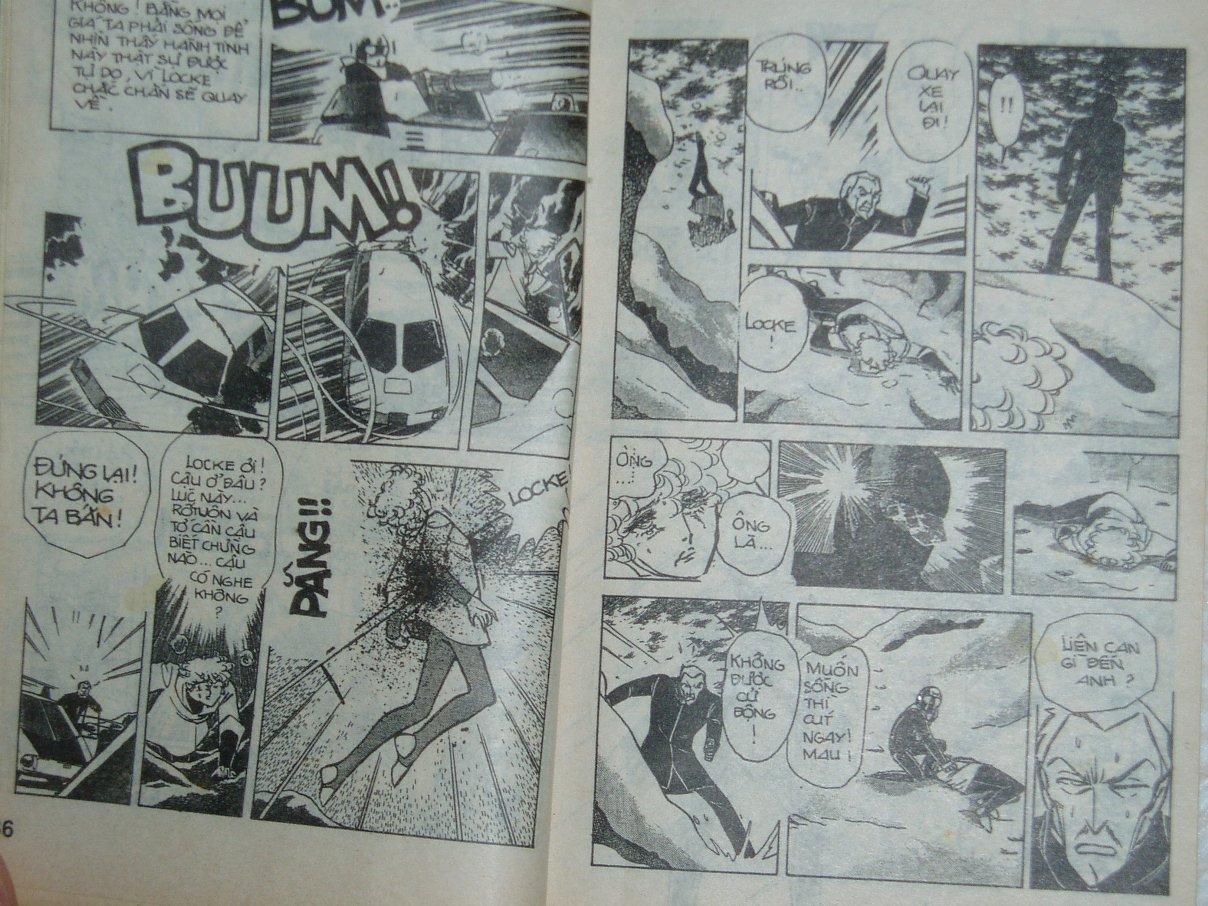 Siêu nhân Locke vol 03 trang 18
