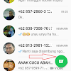 Cara Menampilkan Kontak Pada Aplikasi WhatsApp Lengkap Ada Gambar
