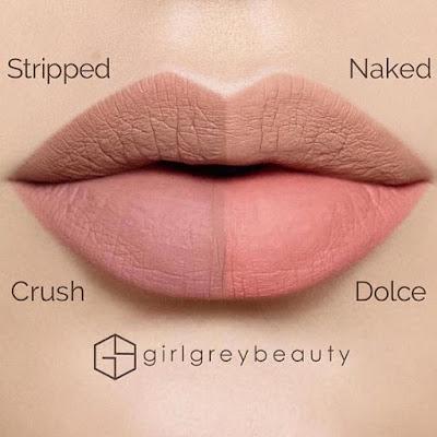 ¿Cuáles tonos de labios se van a usar este año?-Nude