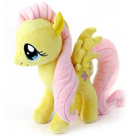 My Little Pony Fluttershy Plush by Nakajima Corporation