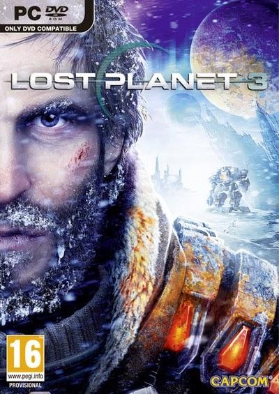 تحميل لعبة لوست بلانت Lost Planet 3 الاصدار الثالث للكمبيوتر مجانا مع الكراك