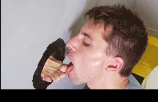 Glory hole cock sucking pictures-8131