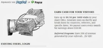 Cara Mendapatkan Dolar Lewat Adfoc.us
