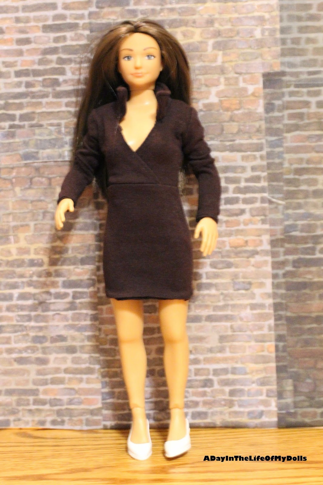 bfc1542b7 A Day In The Life Of My Dolls  Clothing Alternatives for Lammily Doll