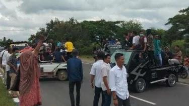 Segelintir Orang Demo Neno Warisman, Begini Perlakuan Mengagumkan Warga Lombok