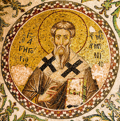 architecture, art, byzantine, church, church father, editorial, fingers, gregory the illuminator, heritage, historic, holy, istanbul, medieval, mosaic, pammakaristos, patriarch, patriarch of armenian church, saint, thumb, trump finger sign, turkey, https://www.shutterstock.com/image-photo/byzantine-patriarch-gregory-illuminator-making-trump-569610733