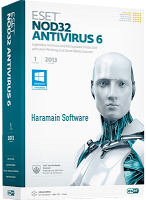 Download ESET NOD32 Antivirus 6 Full Version With Activator 100% Working