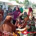 Babinsa Wonocempokoayu Lumajang Andil Dalam Pelaksanaan Posbindu dan Posyandu